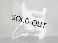 Fender USA Stratocaster Pickguard Assembly