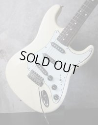 Davis Custom Guitars Stratocaster Ritchie Blackmore / Olympic White