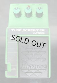 Ibanez TS10 Tube Screamer 80's / Black SW / JRC4558D- Vintage