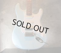 Warmoth USA Vintage Modern Stratocaster / Sonic Blue