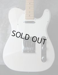Fender USA American Deluxe Telecaster White Blond