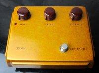 Klon Centaur Gold Case
