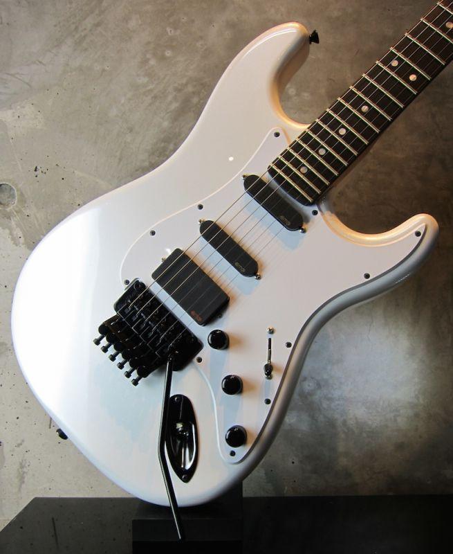 画像1: Warmoth USA Vintage Modern Stratocaster / Custom White