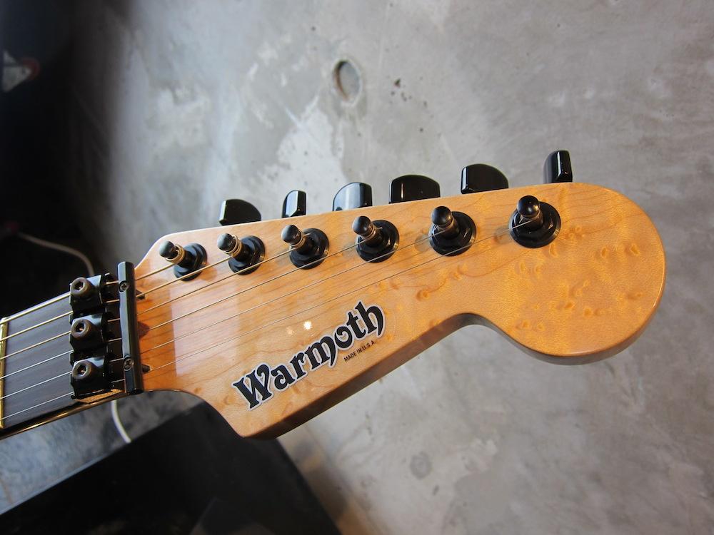画像2: Warmoth USA Vintage Modern Stratocaster / Custom White