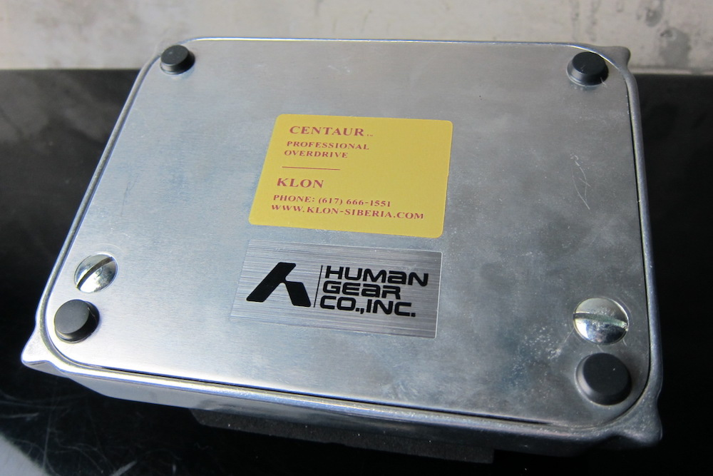 画像3: KLON CENTAUR Silver Case / NOS