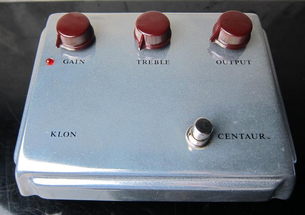 画像1: KLON CENTAUR Silver Case / NOS