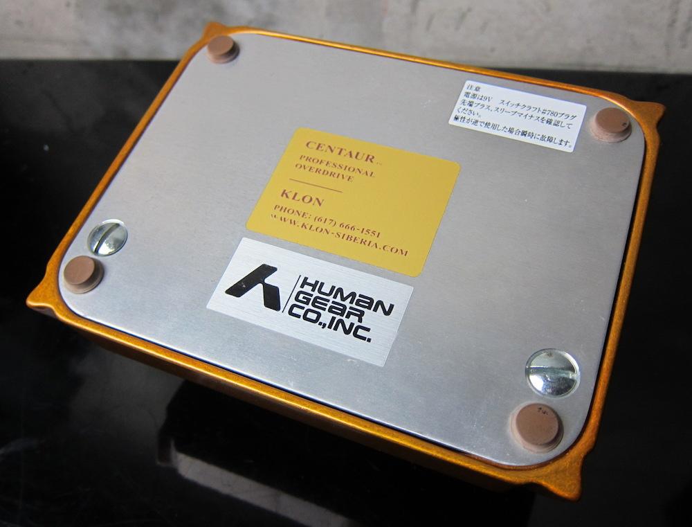 画像4: Klon Centaur Gold Case