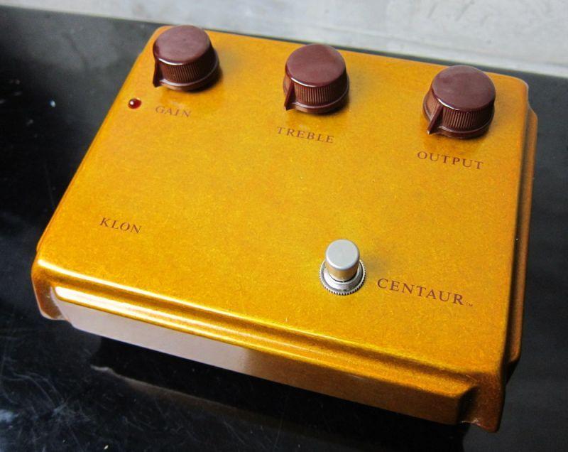 画像2: Klon Centaur Gold Case