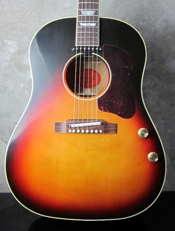 画像1: Gibson Custom Shop J-160E Limited  Edition 1962 / Triburst V.O.S.