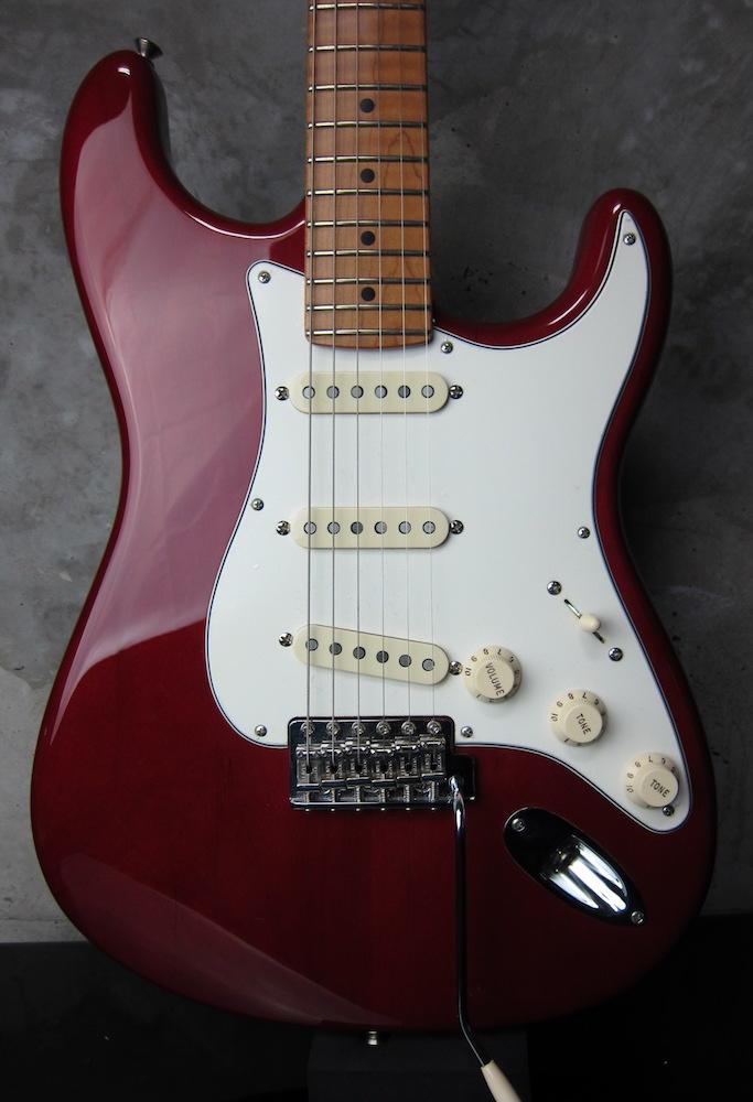 画像1: Fender Custom Shop 40th Anniversary TBC 1958 Stratocaster NOS / Bing Cherry Trans
