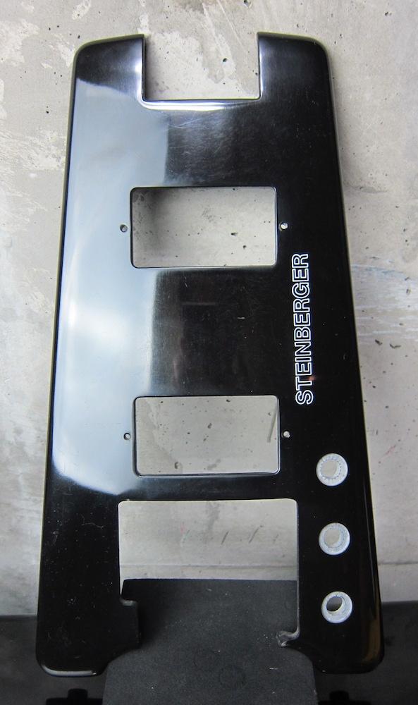 画像1: Steinberger Black Body Top Plate for XL-2T