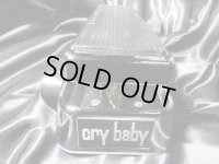 Cry Baby  535 CHROME  / Jim Dunlop