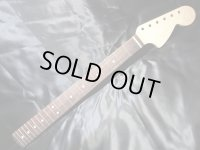 WARMOTH Rosewood / Maple Neck 22F / Large head STRATOCASTER®
