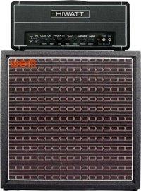 "Hiwatt Head and WEM Starfinder Cabinet / ""David Gilmour"" Signature Amp"