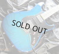 Tom Anderson Drop Top Classic / Bora Bora Transparent Blue Burst
