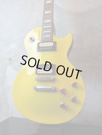 Gibson Limited Edition Les Paul Tak Masumoto Signature Model / Canary Yellow