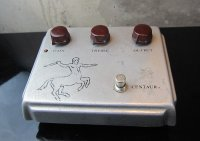 KLON CENTAUR Silver Case Long Tail