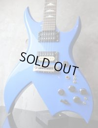 B.C.Rich USA Bich Blue Metallic / NAMM Show Model