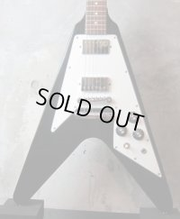 Greco Flying V FV 1982 Black