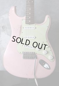 Fender USA Custom Shop Stratocaster Shell Pink / Hard Relic