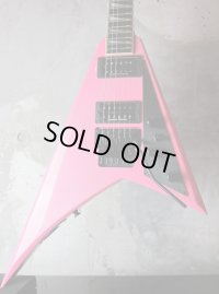 Jackson USA Custom Shop RR1 Randy Rhoads / Platinum Pink