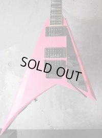 Jackson USA Custom Shop RR1 Randy Rhoads / Platinum Pink