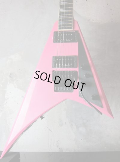 画像1: Jackson USA Custom Shop RR1 Randy Rhoads / Platinum Pink