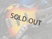 Fender Custom Shop Jaco Pastorius Tribute Jazz Bass - Three Color Sunburst
