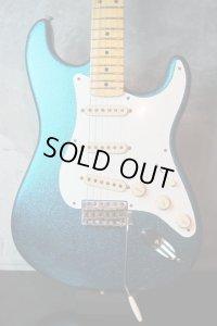 Fender Custom Shop 1957 Stratocaster Journeyman Relic Blue Sparkle