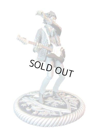 画像1: Rock Iconz Jimi Hendrix Limited Edition Sculpture