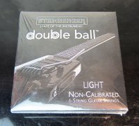 "Steinberger Double Ball End 6 -String Guitar Strings ""Light"""