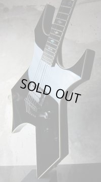 "B.C.Rich Custom Shop Warlock ""Vintage"" Supreme /  Black"