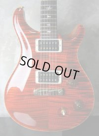 PRS Custom 22 /  Fire Red / Private Stock