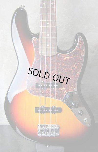 画像1: Fender USA American Jazz Bass Sunburst