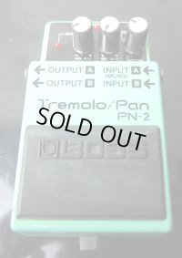 BOSS Tremolo / Pan PN-2