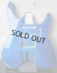 Steinberger GM Series Body Trans Blue