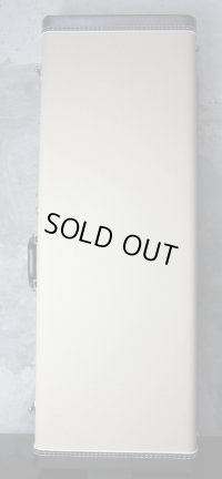 Fender Custom Shop White Tolex Hard Case