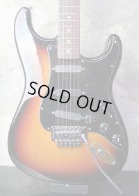 Fender USA Stratocaster w/FRT3 Steve Lukather Modified / Sunburst