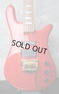 Spector NS-6 Red