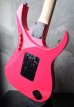 画像7: Ibanez JEM777 Lefty 30th Anniversary Steve Vai Signature Limited Edition / Shocking Pink (7)