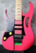 画像1: Ibanez JEM777 Lefty 30th Anniversary Steve Vai Signature Limited Edition / Shocking Pink (1)