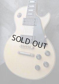 Gibson USA Les Paul Custom1974  Ivory / White