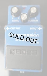 BOSS Compression Sustainer / CS-2