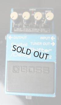 BOSS Digital Pitch Shifter/ Delay PS-2