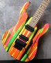 画像9: Suhr Modern 80s Shred On Neon / Drip Limited  (9)