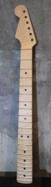 画像1: Warmoth Stratocaster NECK 22 Frets / Birdseye Maple / Left Handed (1)