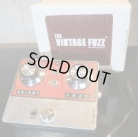 KING TONE GUITAR Vintage Fuzz Jesse Davey Pedal