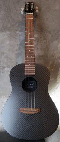 KLOS Ukulele Carbon Fiber Black / Acoustic