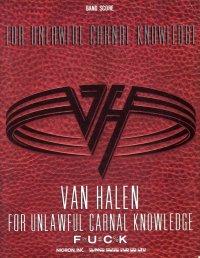 """band score  """" VAN HALEN   F@U#C%K """""""
