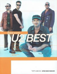 "band score  "" U2 BEST """